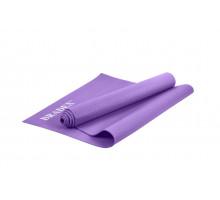 Коврик для йоги и фитнеса 173*61*0,3 фиолетовый