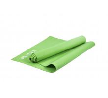 Коврик для йоги и фитнеса 173*61*0,3 зеленый