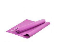 Коврик для йоги и фитнеса 173*61*0,3 розовый