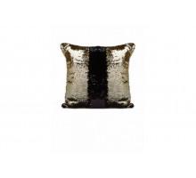 Подушка декоративная «РУСАЛКА» цвет черный/золото
