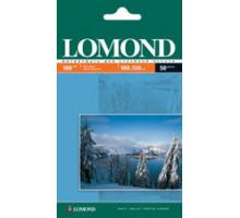 180 г/м2 односторонняя матовая, 10х15см фотобумага 50 л. Lomond 0102063