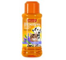 Amstrel Шампунь для кошек и собак репелентный от блох с маслом лаванды и чайного дерева, 320 мл