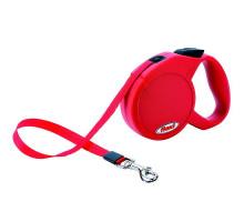Рулетка Flexi Mini Compact XS лента 3м., 12 кг красная, шт